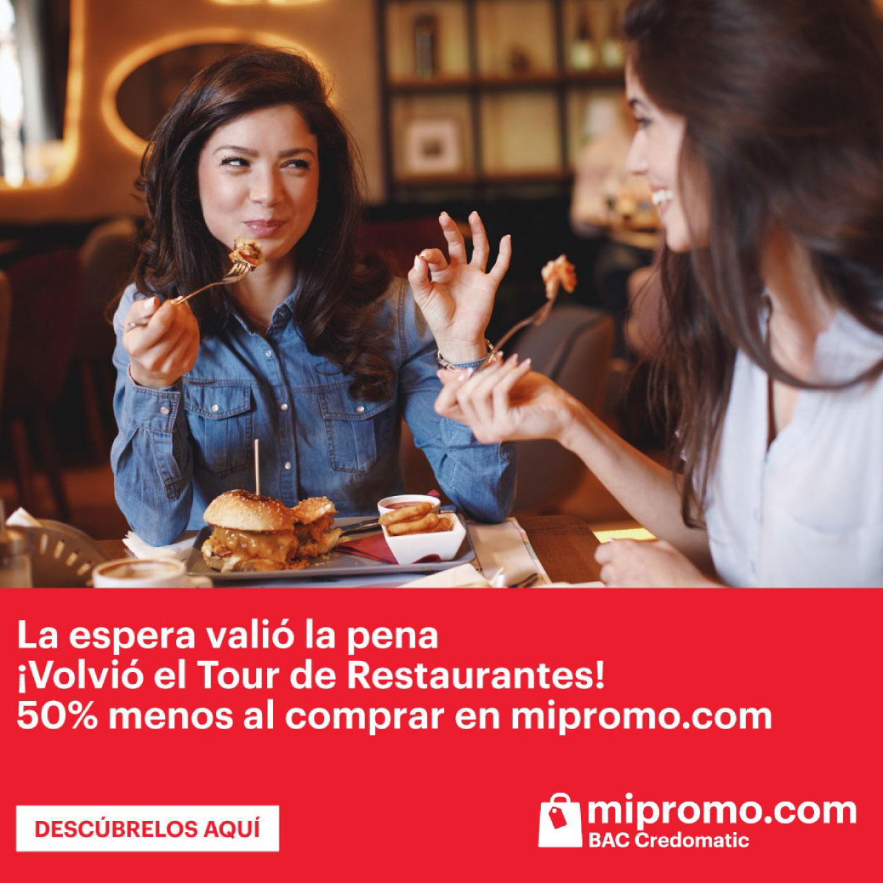 ¡Regresó el Tour de Restaurantes!
